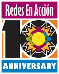 Redes 10th Anniversary Logo